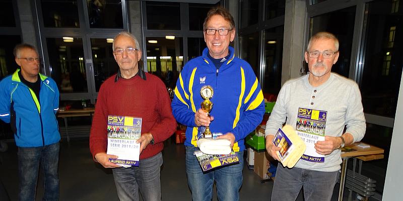 35 Jahre der Lauf- und Walkingtreff im Weserbergland - Winterlaufserie des PSV Holzminden endet mit Rekordergebnissen