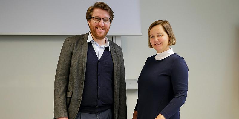 Neuerungen im Studienbereich Bauen in Holzminden: Zwei neue Professoren