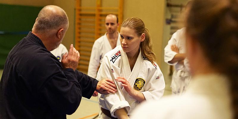 Ju-Jutsu Yawara startet Vier-Wochen-Kurs -  Vielfältigkeit des Ju-Jutsu zum Ausprobieren