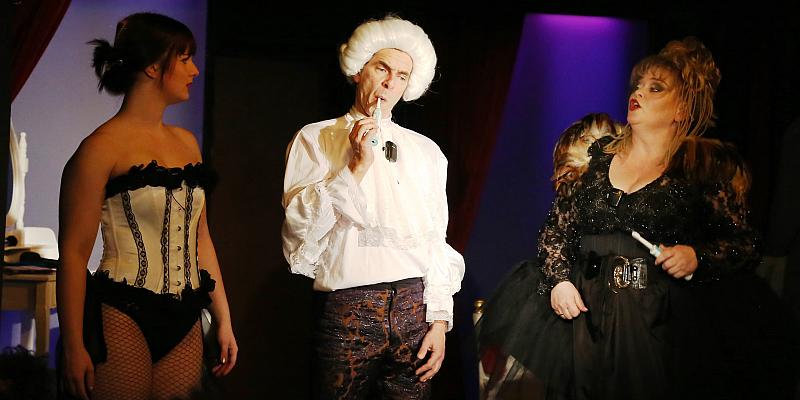 """Kulturkreis Lauenförde e.V. präsentiert Galanacht der Sinne unter dem Titel """"Mätressengeflüster – Luxusweiber & Traumfrauen"""""""