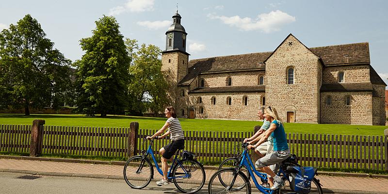 Frühzeitig Urlaub buchen und richtig sparen! Radfahrspaß auf dem Weser-Radweg zu vergünstigten Konditionen