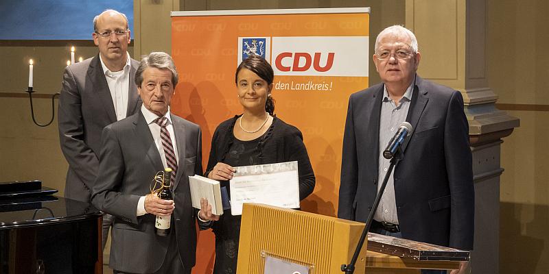 CDU-Kreisverband Holzminden ehrt für besondere Leistungen und für langjährige Mitgliedschaften