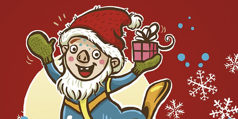 Das Sams feiert Weihnachten - Weihnachtsstück für Kinder ab 4 Jahren mit viel Musik