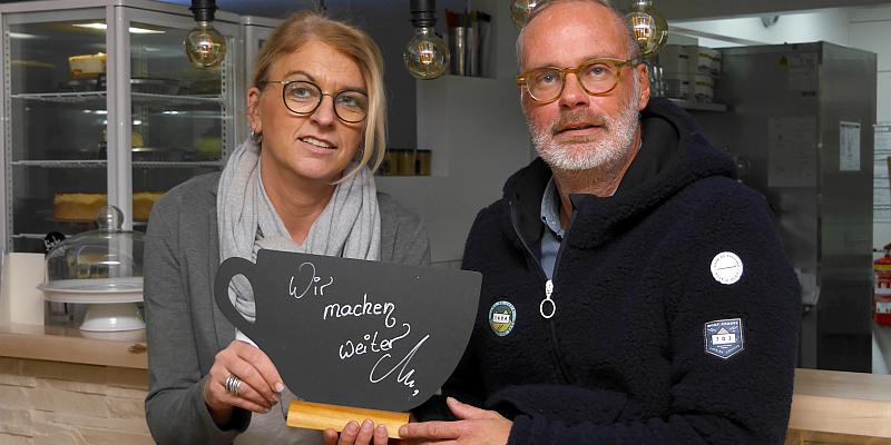 """Projekt Begegnung sieht Perspektive für Café Lieblingsplatz - Robert Hartmann: """"Wir machen weiter"""
