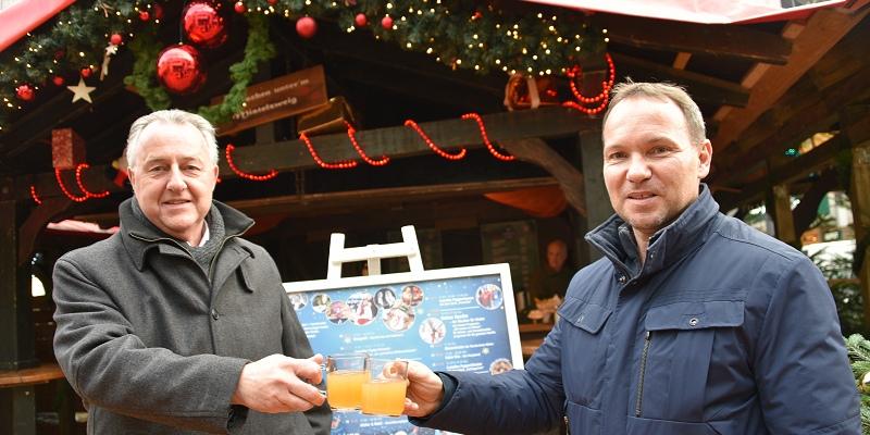 Weihnachtsmarkt in Höxter mit viel Unterhaltungsprogramm: Eröffnung ist am heutigen Donnerstag