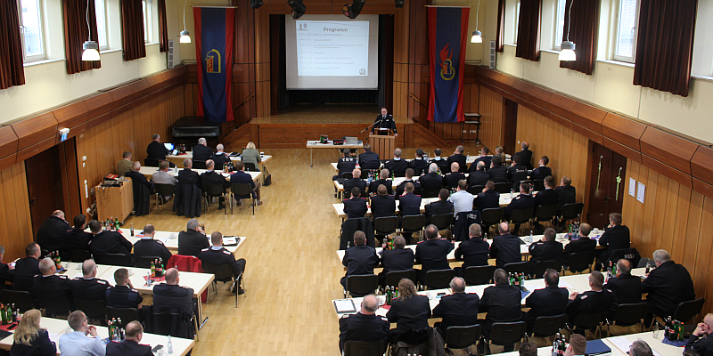 Seminar der Führungskräfte traditionell in Eschershausen durchgeführt