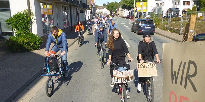 5. Fahrrad-Demo in Holzminden steht bevor