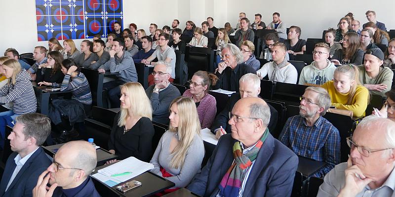 HAWK in Holzminden lädt zum Green Building Forum ein: Erster Termin am 6. November