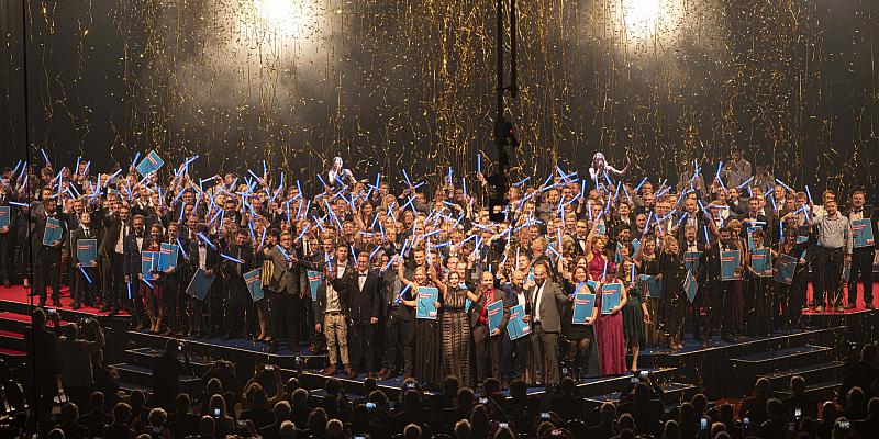 Siebte Meisterfeier der Handwerkskammer mit 1.350 Gästen