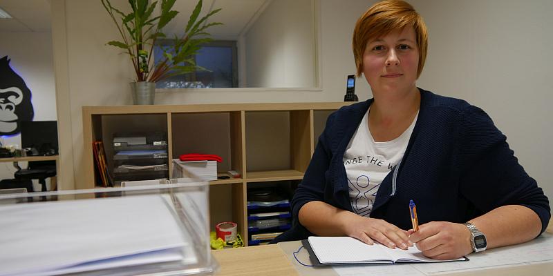 Das Redaktions-Team wächst - Lorena Brümmer verstärkt die Redaktion