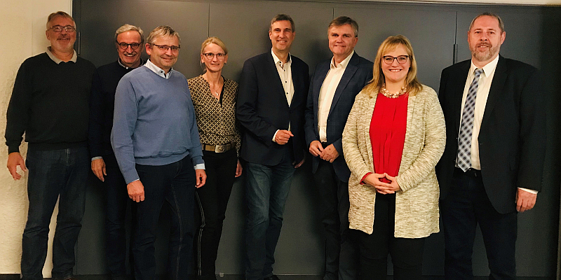CDU im Gespräch mit Umweltverbänden: Viele Anregungen für neue Naturschutzprojekte