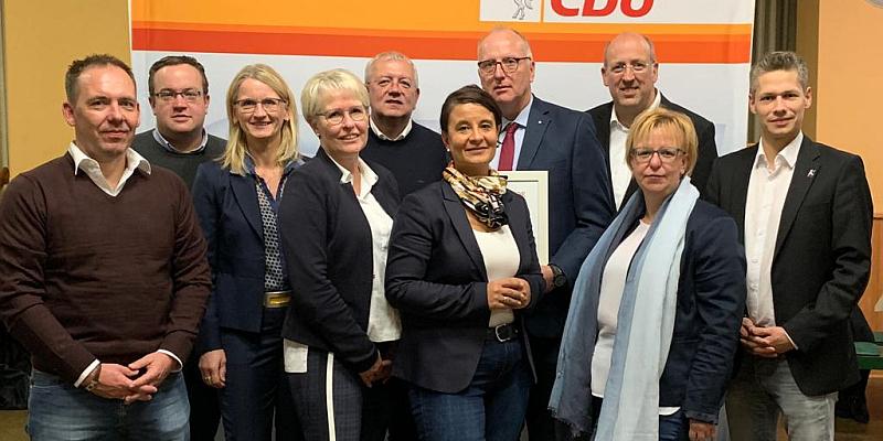 Führungswechsel im CDU-Kreisverband Holzminden