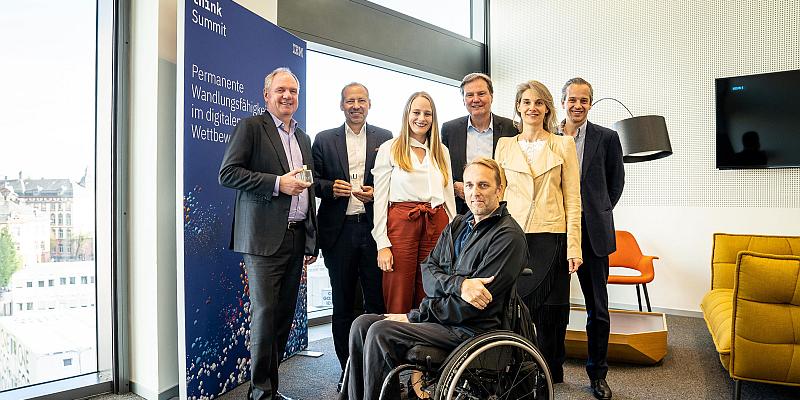 """""""IBM Think Summit"""": Symrise kreiert mit Künstlicher Intelligenz"""