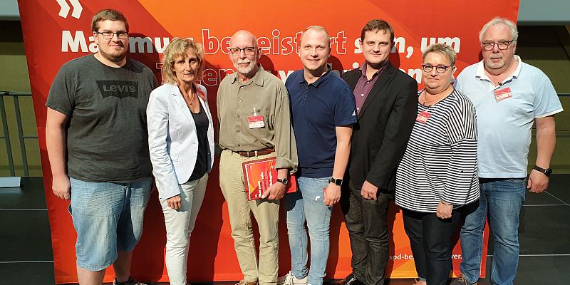 """Bezirksparteitag der SPD: Holzmindenerin in Vorstand gewählt - Alexander Müller: """"Wir haben die Interessen des Landkreises Holzminden und des ländlichen Raums stark vertreten"""""""