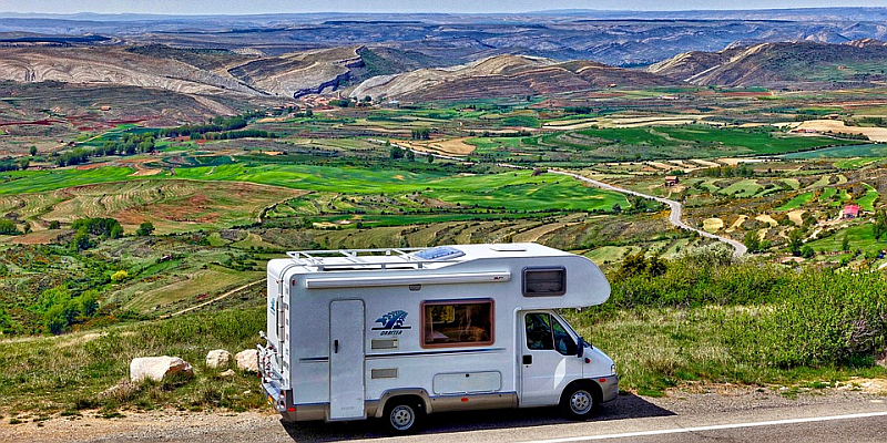 TÜV NORD Sommer-Tipps 2019: Unterwegs in der mobilen Ferienwohnung