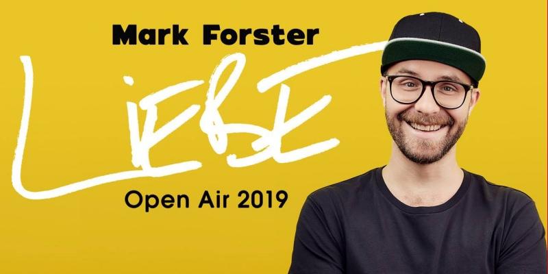 Katze ist aus dem Sack: Mark Forster kommt 2019 nach Beverungen