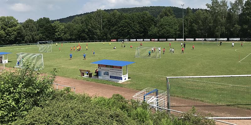 Kreismeisterschaften der Grundschulen: Astrid-Lindgren-Grundschule -  Engagement in Kirchbrak ist es zu verdanken, dass das Turnier überhaupt stattfinden konnte