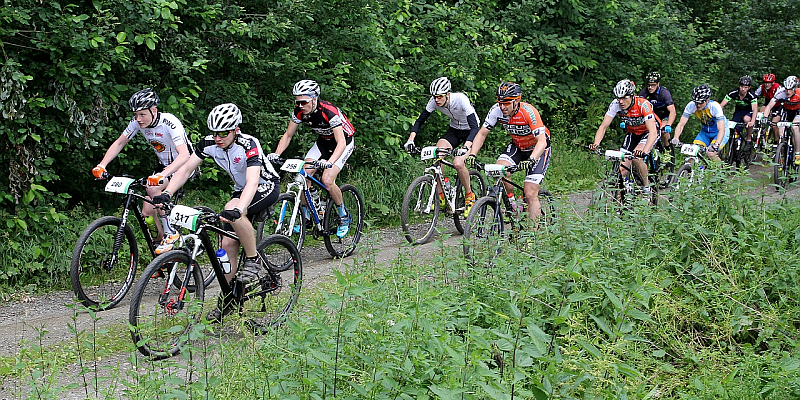 Highlight der Mountainbikesaison: 20. Allersheimer Mountainbike-Cup in Neuhaus