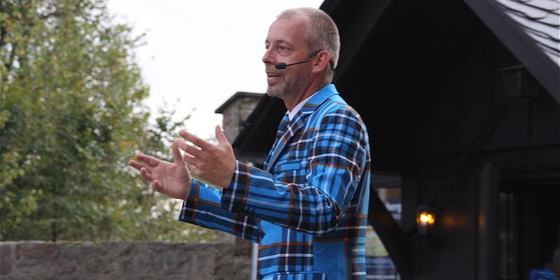 Das Schloßtheater wird aufgelöst: Der Leiter Wulf Dominicus gibt seinen Ausstieg bekannt